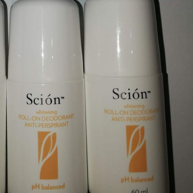 Scion Whitening Deo 270 Pesos Each Only
