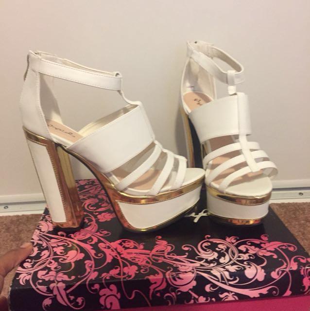 Size 9 high heels