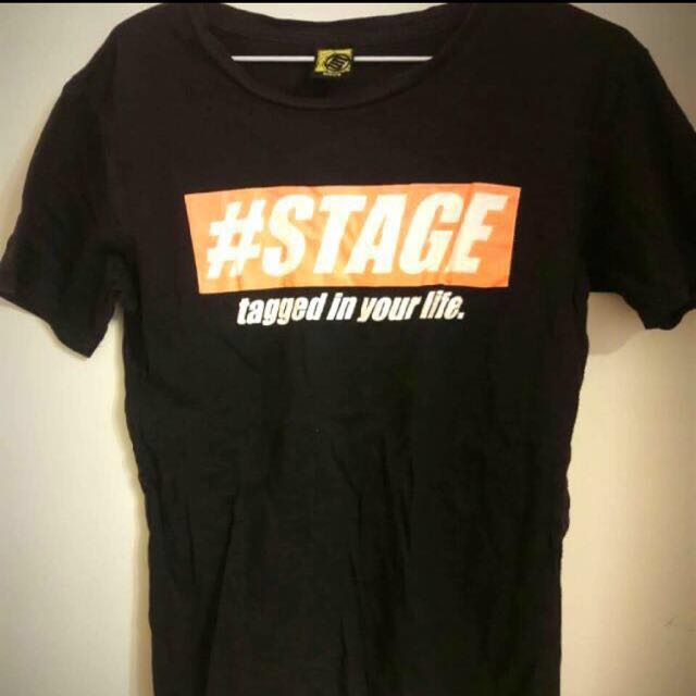 🔴Stage 短t m號
