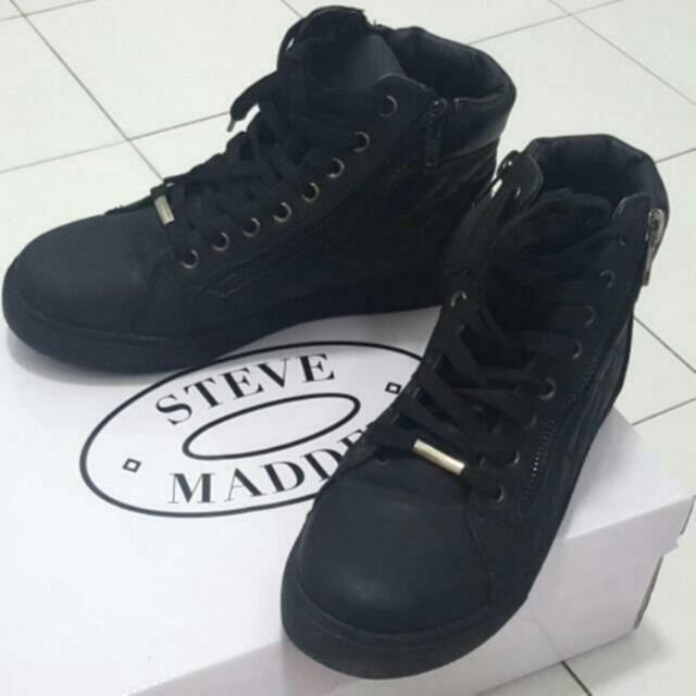 Steve Madden Caffine High Cut Shoes Steve Madden Caffine High Cut Shoes ...