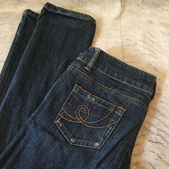 Supre denim pants Size8-10