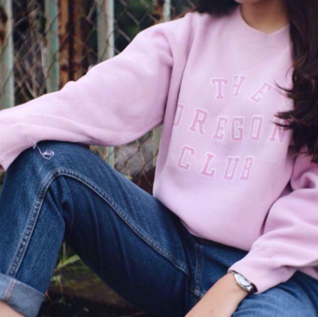 Sweater oregon club