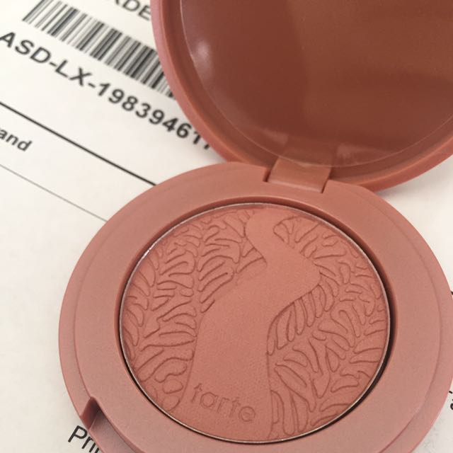 TARTE Amazon Clay Blush