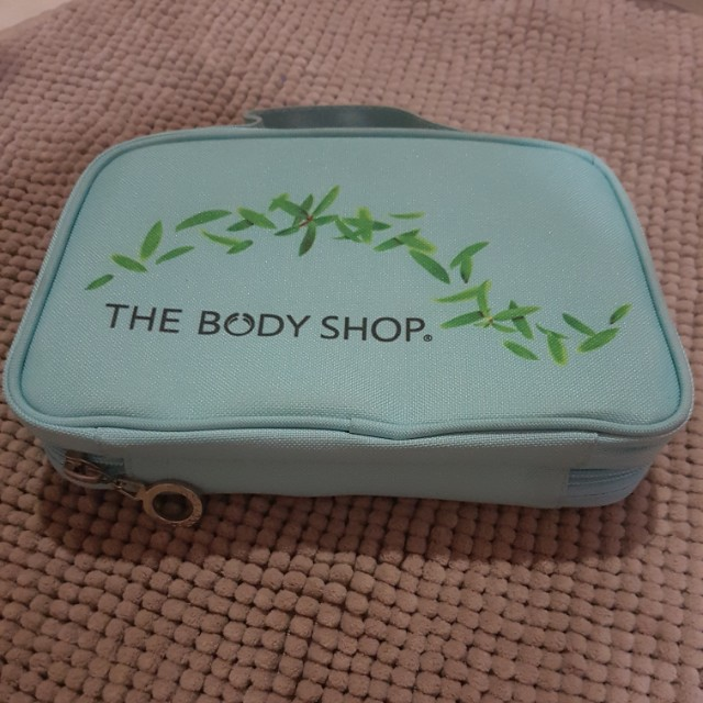 The Body Shop Cosmetic Bag