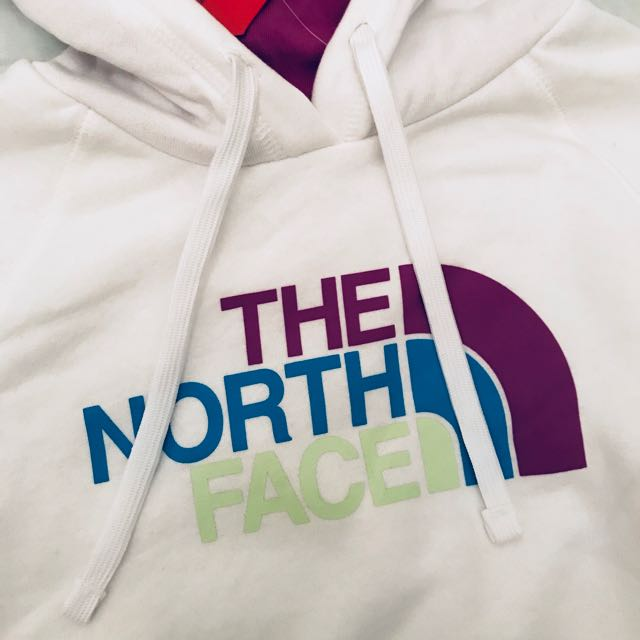 🎈全新The North Face 449元商品「衣櫃爆🈵️大出清」  The North Face基本款長版 白 帽丅