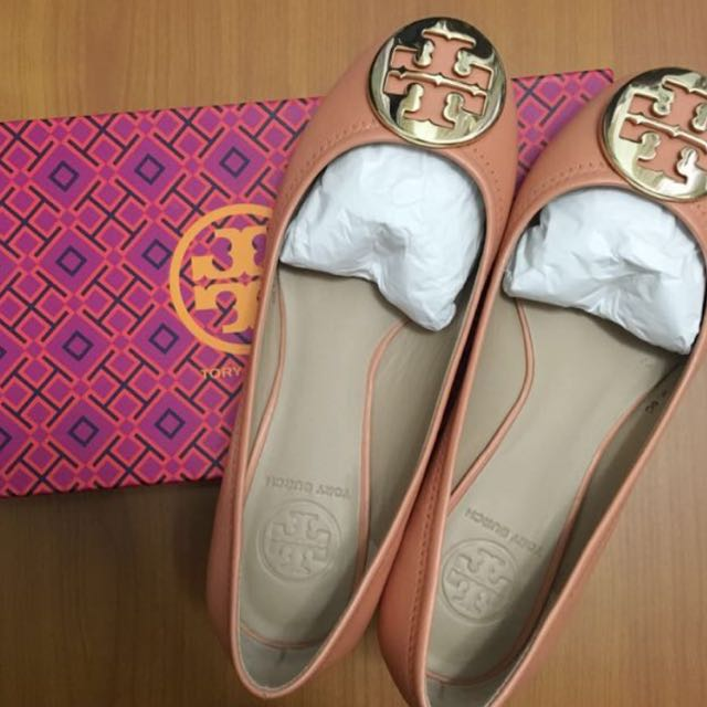 Tory Burch 經典娃娃鞋(保正正貨)