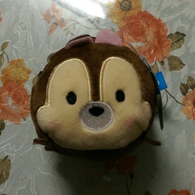 迪士尼tsum tsum娃娃吊飾
