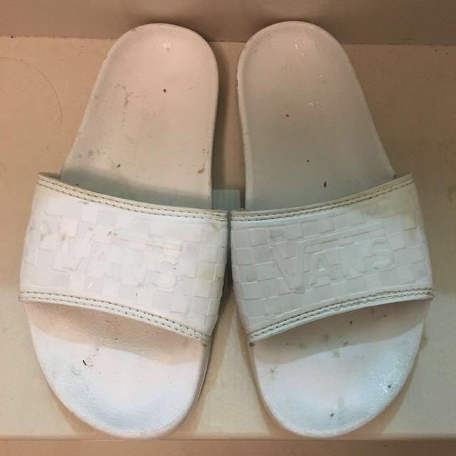 Vens 白色 拖鞋
