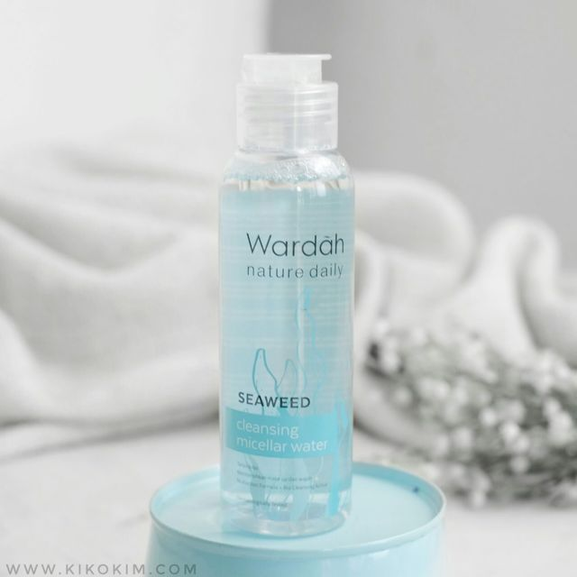 Wardah Micellar Water
