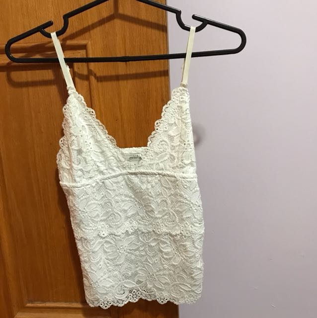 White top from Stitches