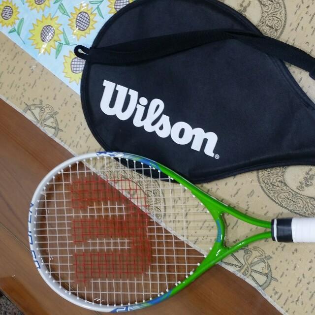 兒童wilsom 網球拍