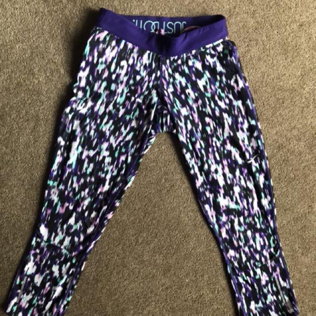 Women's Nike 3/4 tights