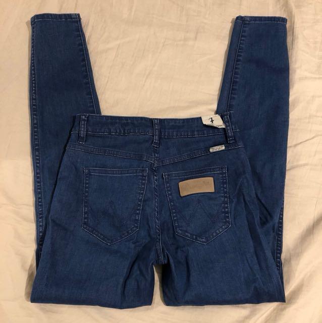 Wrangler Jeans Size 7