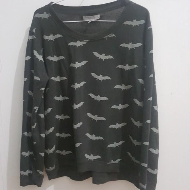 Zara bat sweater
