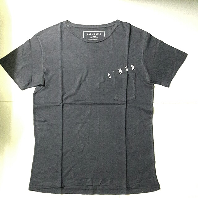 ZARA Navy T-shirt