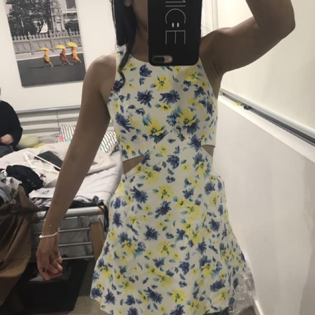 Zara Trafaluc Summer Dress M