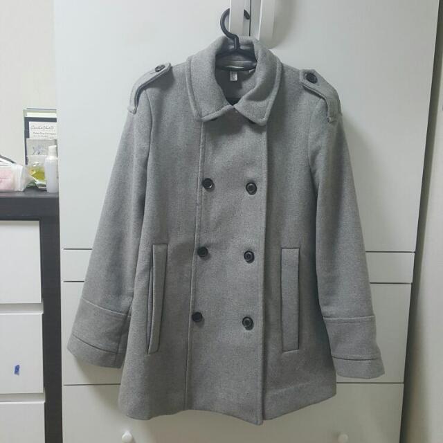 Zara Wool Winter Jacket