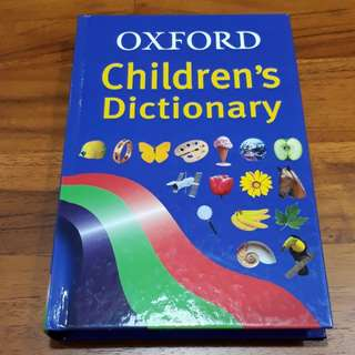 BN Oxford Children's Dictionary