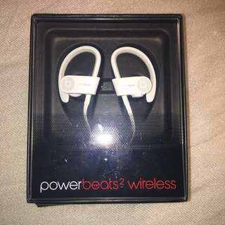 Powerbeats2 Wireless - White
