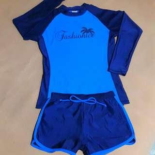 Rashguard + shorts Apparel
