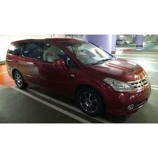 Nissan Presage 2.5 Auto