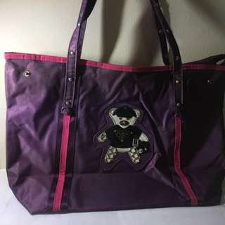 Violet Prada (with teddy bear) bag