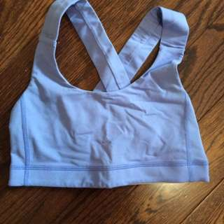 Lululemon all sport bra size 4