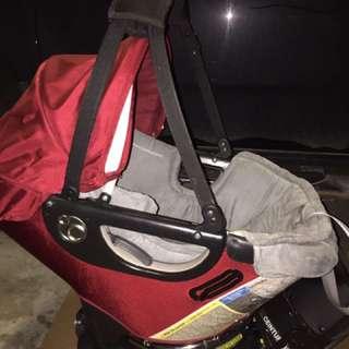 Orbit baby G2 car seat + base
