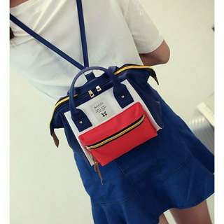 Anello Tricolor Bag