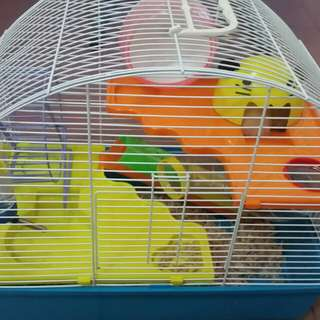 Hamster 3layered Cage