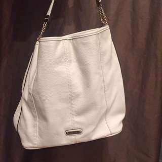 Anne Klein White Bag