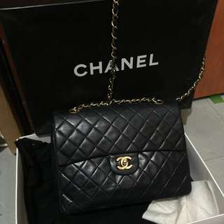Chanel Chain Bag Vintage 手袋 保証真品