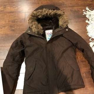 TNA winter jacket size small