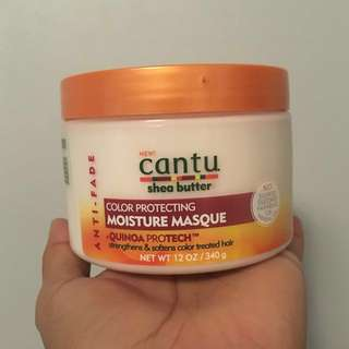 Cantu Shea Butter Colour Protecting Moisture Masque