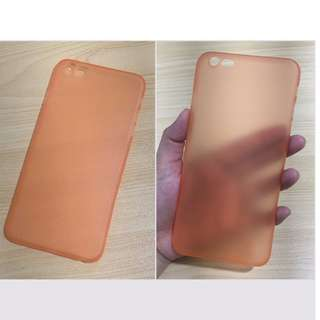 UltraSlim Orange iPhone 6+/6S+ Case