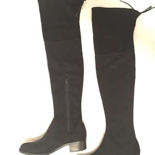Size 8 NEW over the knee boots