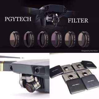 PgyTech Nd Filter For Dji Mavic Pro (New)