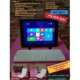 Edge Hd 9.7 inch Windows 8 Tab