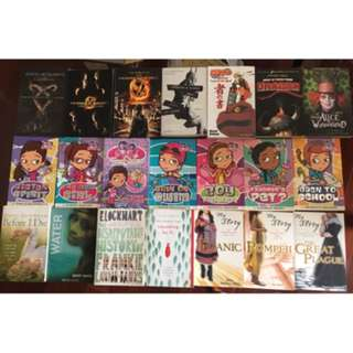 CHILDREN BOOK BUNDLE