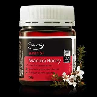 澳洲 🛬Comvita UMF5+ Manuka麥蘆卡蜂蜜250g