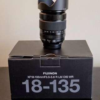 Fujifilm 18-135mm f/3.5-5.6 WR OIS Fujinon Lens