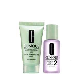 Clinique Skin Care Set