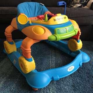 Baby/toddler walker