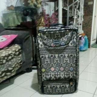 Authentic Billabong Luggage Big , Canvas Material