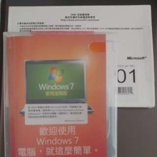 Windows 7 家用進階版