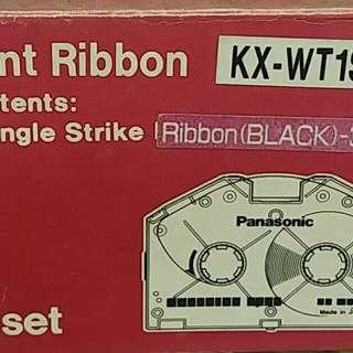 Tape for Panasonic electric typewriter