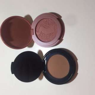 HighEnd Mini Blush and Bronzer