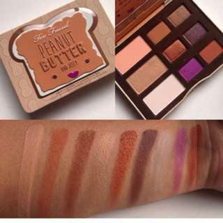 Too Faced Peanut Butter and Jelly Palette