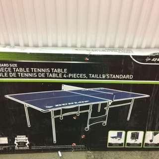 4 Piece Tennis Table