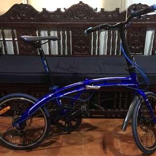 XiX Folding Bike